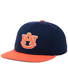 Top of the World Boys' Auburn Tigers Maverick Snapback Cap