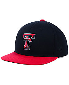 Top of the World Boys' Texas Tech Red Raiders Maverick Snapback Cap