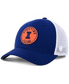 Top of the World Illinois Fighting Illini Coin Trucker Cap