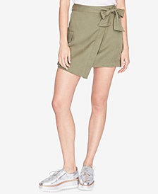 RACHEL Rachel Roy Wrap Utility Skirt, Created for Macy's