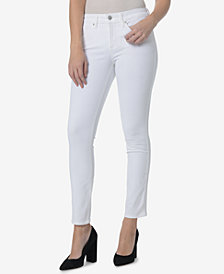 NYDJ Alina Tummy-Control Skinny Ankle Jeans
