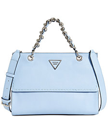 GUESS Sawyer Small Satchel