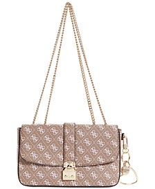 GUESS Joslyn Signature Shoulder Bag