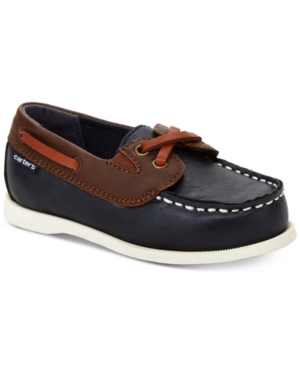 Carters Boat Shoes Toddler  Little Boys