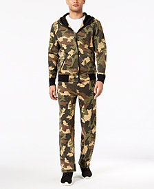 True Religion Camo Track Suit