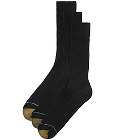 ADC Canterbury 3 Pack Crew Dress Men's Socks