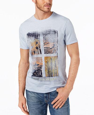 Silver Jeans Co. Men's Graphic T-Shirt