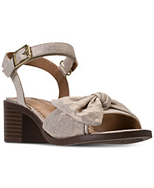 Nine West Little Girls' Keirah Sandals from Finish Line