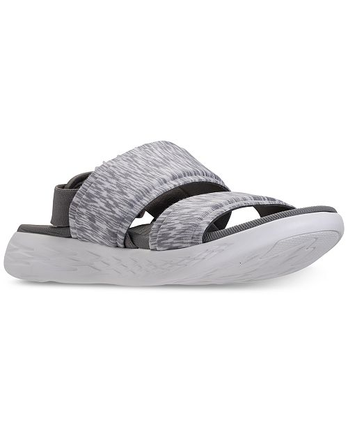 7fcdc2d9074 ... Skechers Women s On The Go 600 - Foxy Athletic Sandals from Finish ...