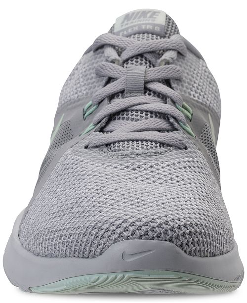 4a210c899867d Nike Women s Flex Trainer 8 Training Sneakers from Finish Line ...
