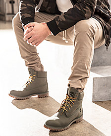 "Timberland Men's 6"" Premium Fabric Boots"