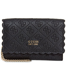 GUESS Rayna Double Date Signature Wallet