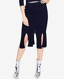 RACHEL Rachel Roy Knit Pencil Skirt, Created for Macy's