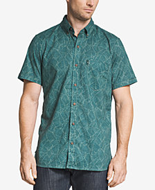 G.H. Bass & Co. Men's Salt Cover Printed Shirt