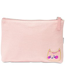 Large Canvas Pouch