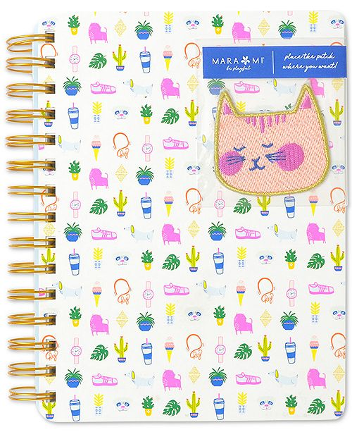 Mara-Mi Mini Spiral Notebook