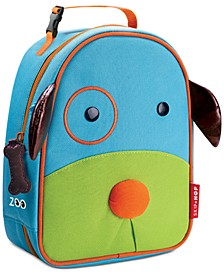 Zoo Little Boys & Girls Lunchie Insulated Lunch Bag