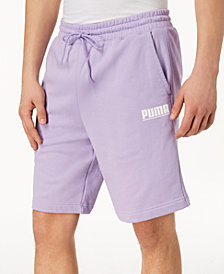 Puma Men's Logo Tower Shorts