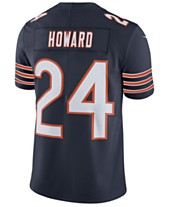 78d8f8ca Nike Men's Jordan Howard Chicago Bears Vapor Untouchable Limited Jersey