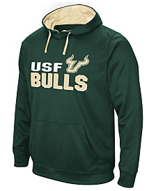Colosseum Men's South Florida Bulls Stack Performance Hoodie