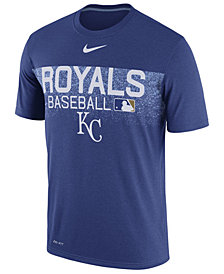 Nike Men's Kansas City Royals Authentic Legend Team Issue T-Shirt