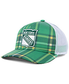 adidas New York Rangers St. Patrick's Day Adjustable Cap