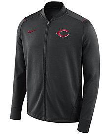 Nike Men's Cincinnati Reds Dry Knit Track Jacket