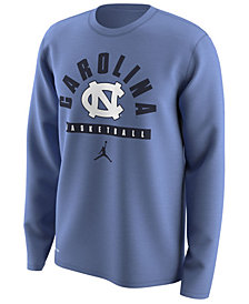 Nike Men's North Carolina Tar Heels Basketball Legend Long Sleeve T-Shirt