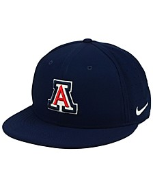 Arizona Wildcats Aerobill True Fitted Baseball Cap