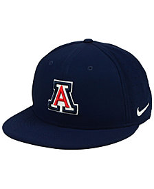 Nike Arizona Wildcats Aerobill True Fitted Baseball Cap