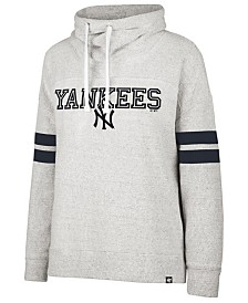 '47 Brand Women's New York Yankees French Terry Funnel Hoodie