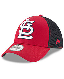 New Era St. Louis Cardinals Mega Team Neo 39THIRTY Cap