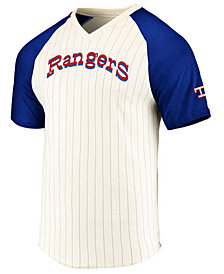 Majestic Men's Texas Rangers Coop Season Upset T-Shirt
