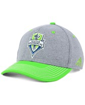 low priced a94bb 5d5be adidas Seattle Sounders FC Structure Adjustable Cap
