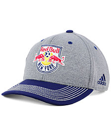 adidas New York Red Bulls Structure Adjustable Cap