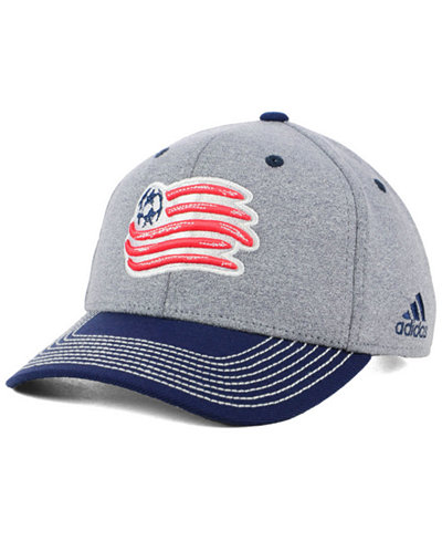 adidas New England Revolution Structure Adjustable Cap