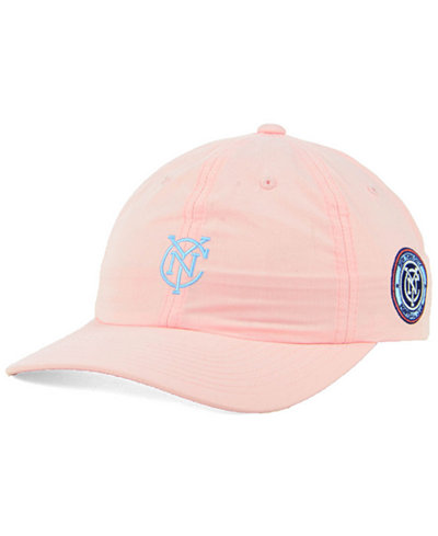 adidas New York City FC Pink Easy Adjustable Cap