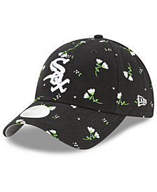 New Era Chicago White Sox Blossom 9TWENTY Strapback Cap