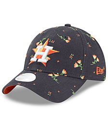 New Era Houston Astros Blossom 9TWENTY Strapback Cap