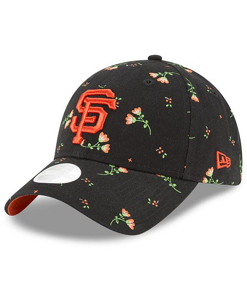 d49d8576562 ... New Era San Francisco Giants Blossom 9TWENTY Strapback Cap ...