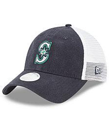 New Era Seattle Mariners Trucker Shine 9TWENTY Cap