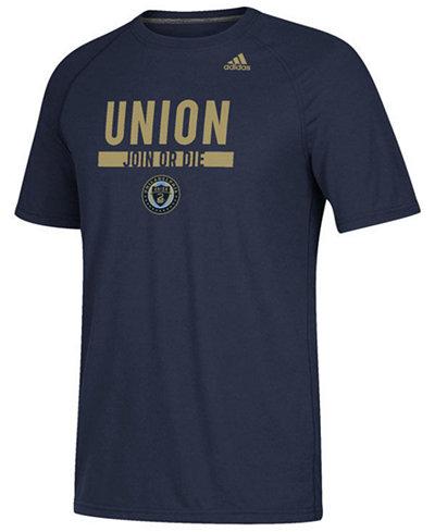 adidas Men's Philadelphia Union Utility Work T-Shirt