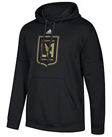 adidas Men's Los Angeles Football Club Preferred Patch Hoodie