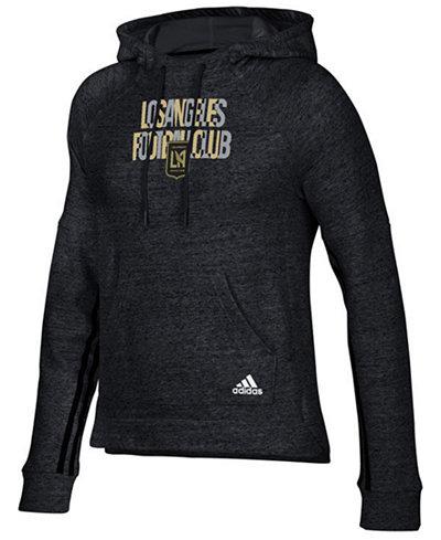 adidas Women's Los Angeles Football Club Inner Drop Hoodie
