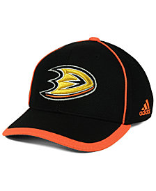 adidas Anaheim Ducks Clipper Adjustable Cap