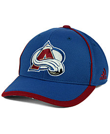 adidas Colorado Avalanche Clipper Adjustable Cap