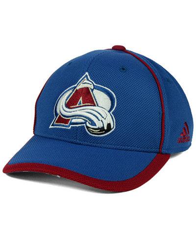 adidas Colorado Avalanche Clipper Adjustable Cap