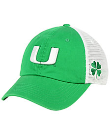 Top of the World Miami Hurricanes Charm Adjustable Cap