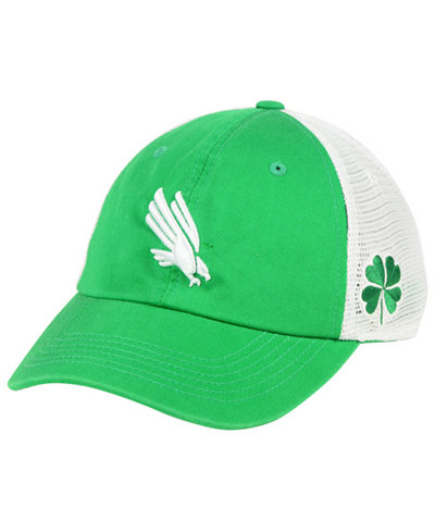 Top of the World North Texas Mean Green Charm Adjustable Cap