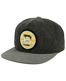 CCM Boston Bruins 2Tone Snapback Cap